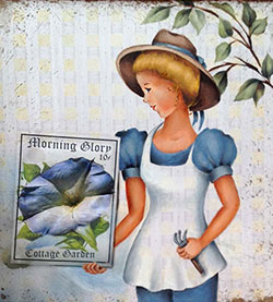 Gloria, the Morning Glory Girl, Online Class