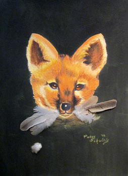 Patsy Schultis Fox - Watercolor
